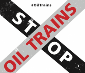 RR crossing stop oil trains