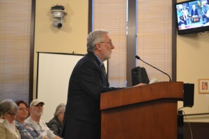 Yolo county Supervisor don Saylor represented the entire region (SACOG) when he said the project must be safe, or it should be denied.